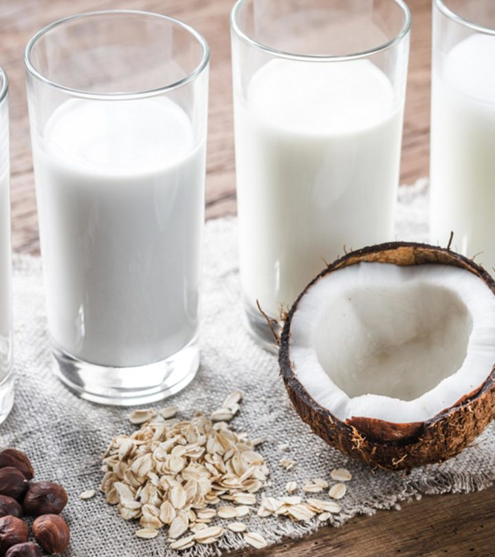 10 Healthy Alternatives To Milk For Toddlers