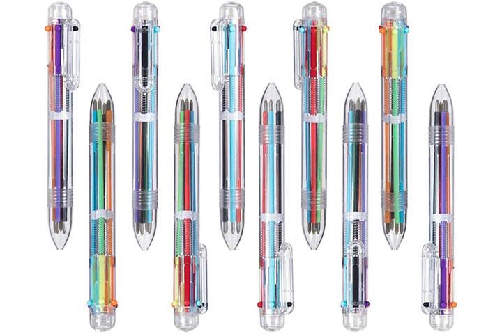 Szsrcywd Multicolor Pen