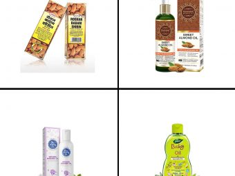 11 Best Almond Oil Brands For Baby Massage In India In 2021