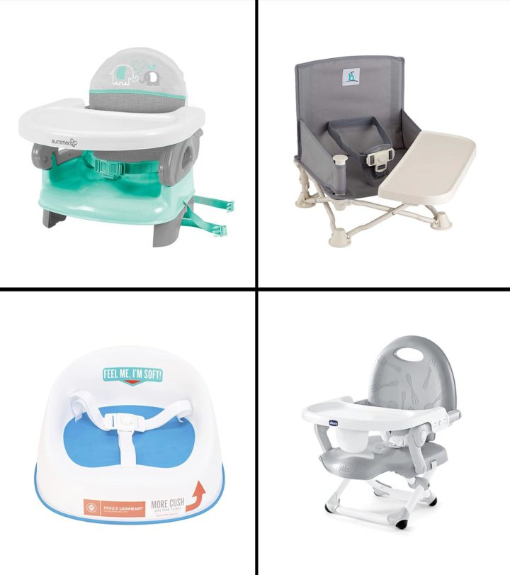11 Best Baby Booster Seats in 2021