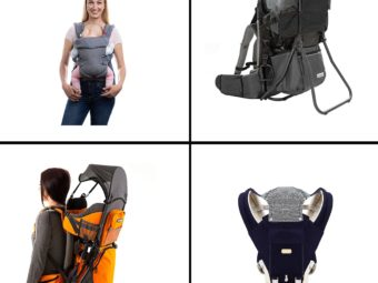 11 Best Baby Carriers For Hiking In 2021