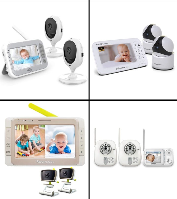 11 Best Baby Monitors For Twins In 2021
