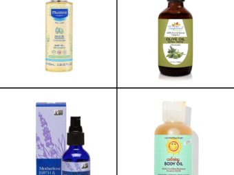 11 Best Baby Oils For Massage In 2021