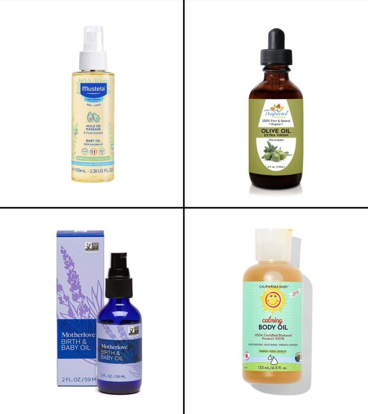 11 Best Baby Oils For Massage In 2021-1