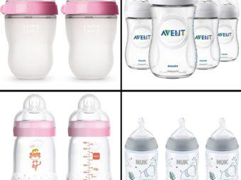 11 Best Bottles For Breastfed Babies in 2021
