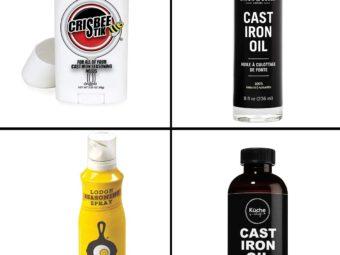 11 Best Cast Iron Seasoning Oils In 2021