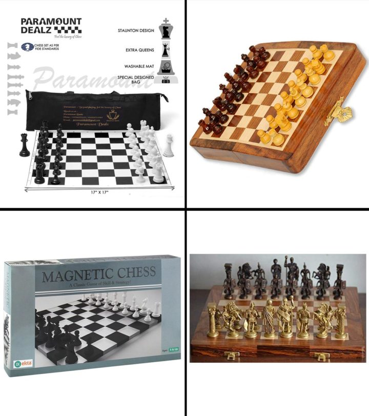 11 Best Chess Boards In India-2021