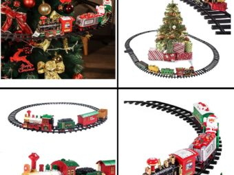 11 Best Christmas Tree Train Sets In 2021
