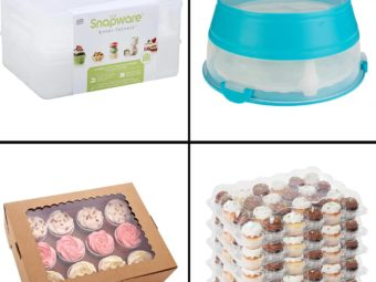 11 Best Cupcake Carriers To Buy In 2021