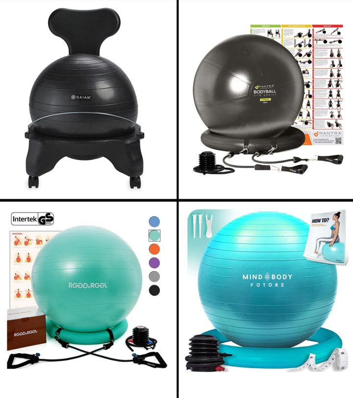 11 Best Exercise Ball Chairs in 2021