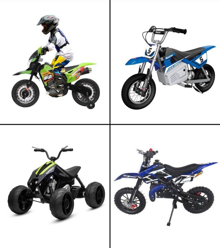11 Best Kids Dirt Bikes in 2021-1