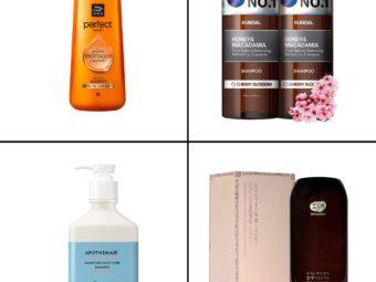11 Best Korean Shampoos For Healthy Hair In 2021