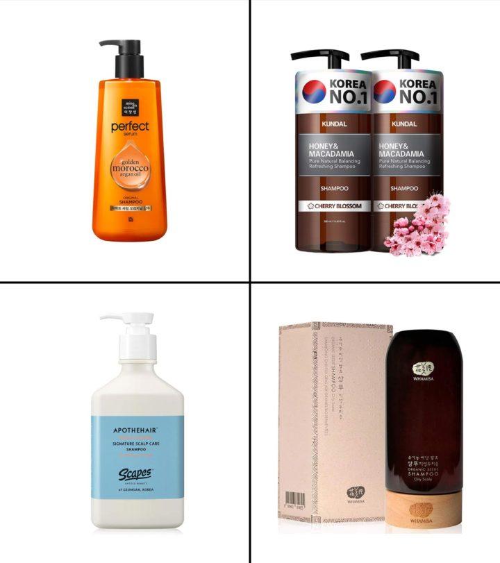 11 Best Korean Shampoos For Healthy Hair In 2021 -1