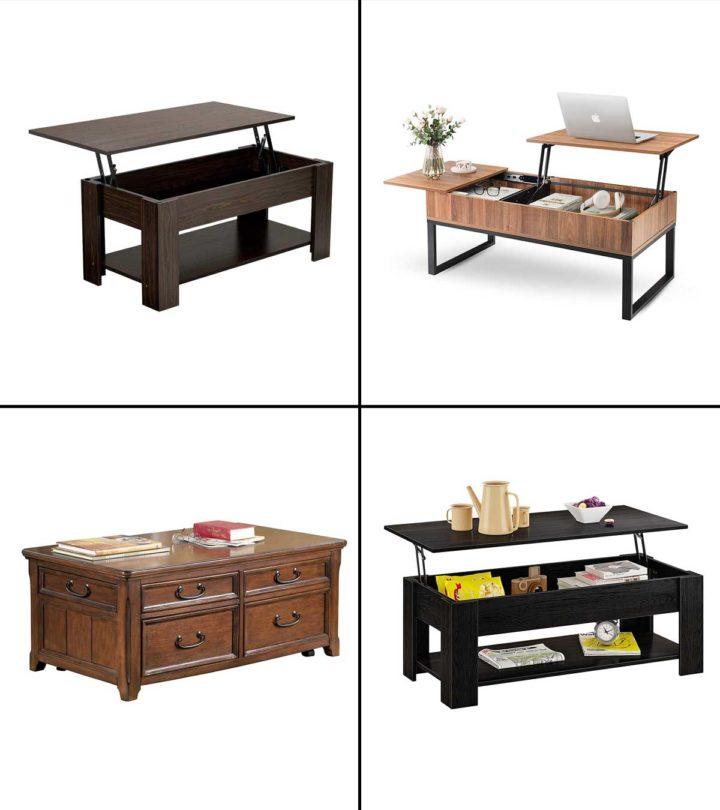 11 Best Lift Top Coffee Tables In 2021-1