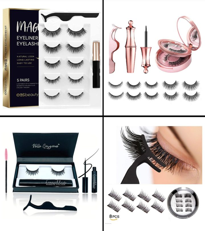 11 Best Magnetic Eyelashes To Buy In 2021