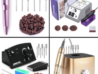 11 Best Nail Drill Machines To Buy In 2021