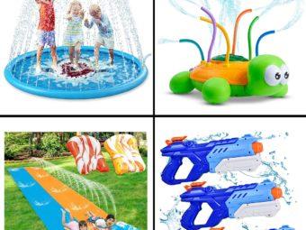 11 Best Outdoor Water Toys In 2021