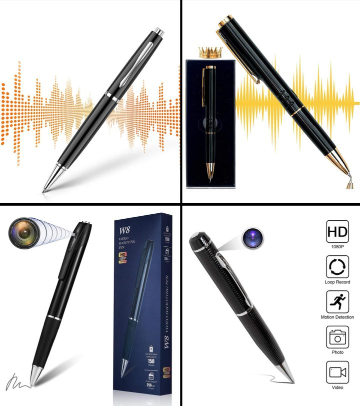 11 Best Pen Recorders In 2021