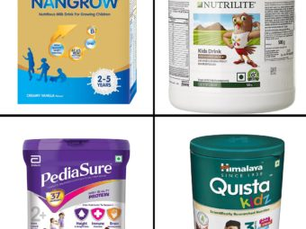11 Best Protein Powders For Kids In India In 2021