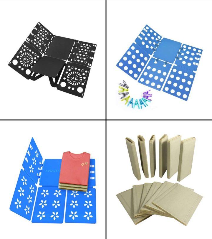 11 Best Shirt Folding Boards Of 2021-1