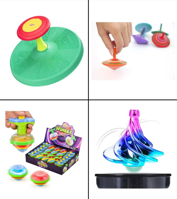 11 Best Spinning Toys Of 2021-1