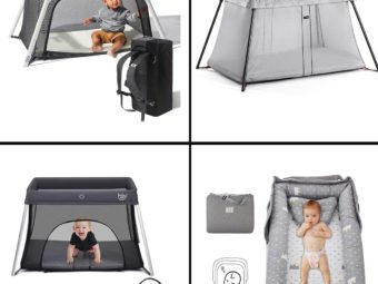 11 Best Travel Cribs For Toddlers in 2021