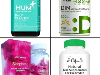 11 Best Vitamins For Acne And Clear Skin In 2021