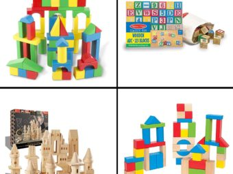 11 Best Wooden Blocks For Toddlers In 2021