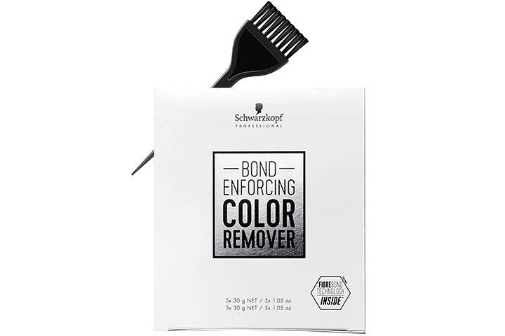 Schwarzkopf Professional Bond Enforcing Color Remover