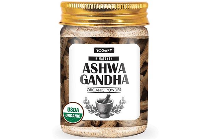 Yogafy Himalayan Organic Ashwagandha Powder