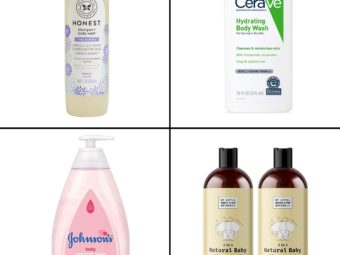 13 Best Body Washes For Babies In 2021