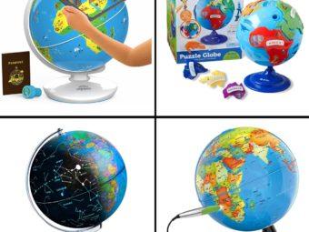 13 Best World Globes For Kids & Children In 2021