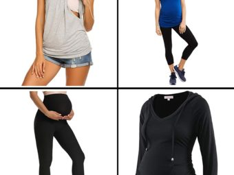 13 Best Maternity Workout Clothes In 2021