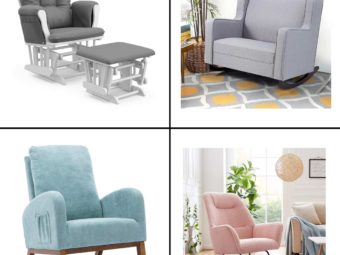 13 Best Nursery Rocking Chairs And Gliders in 2021