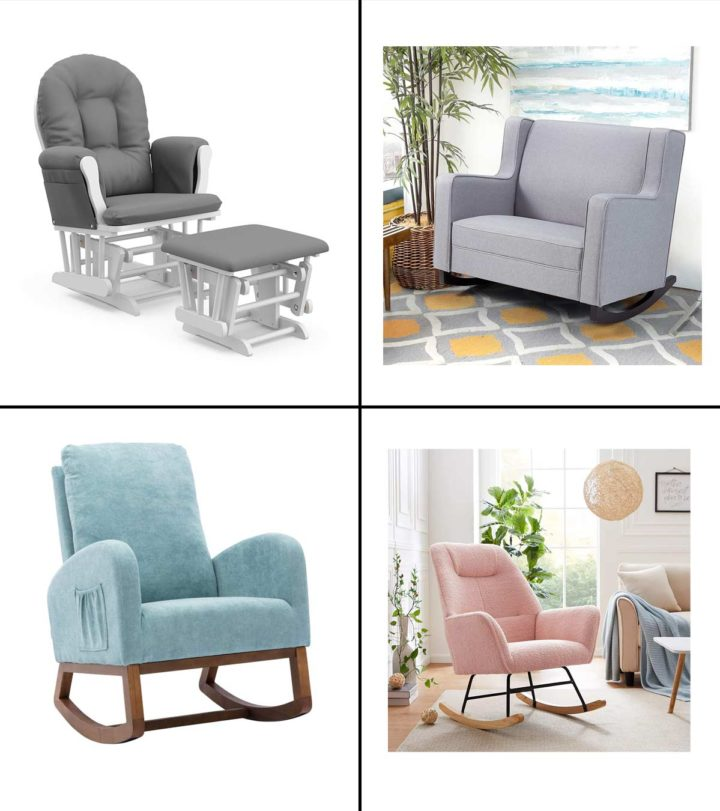 13 Best Nursery Rocking Chairs And Gliders in 2021-1