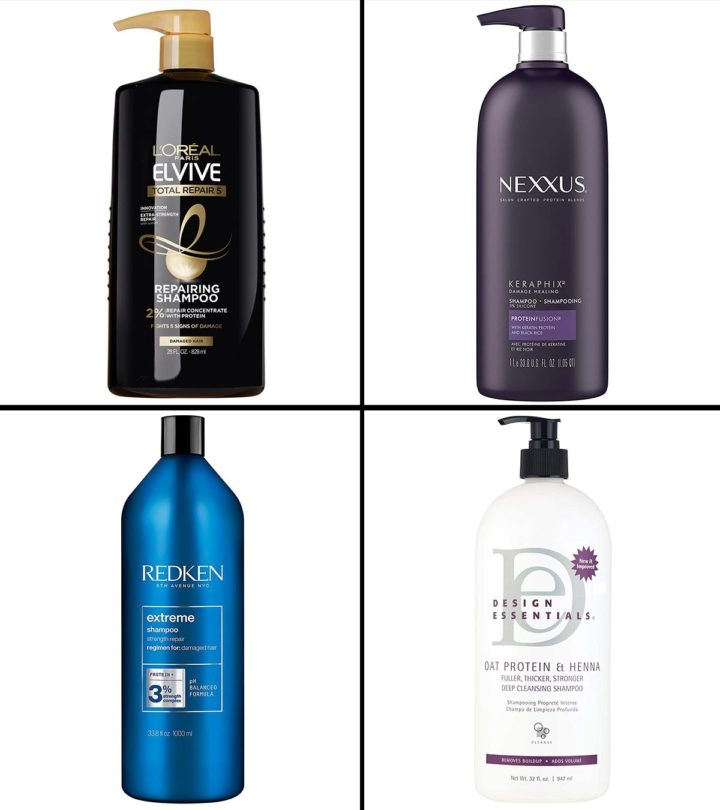 13 Best Protein Shampoos For Strong And Healthy Hair In 2021