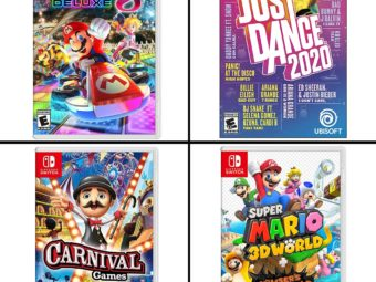 13 Best Switch Games For Kids in 2021