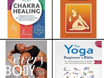 13 Best Yoga Books For Beginners In India In 2021