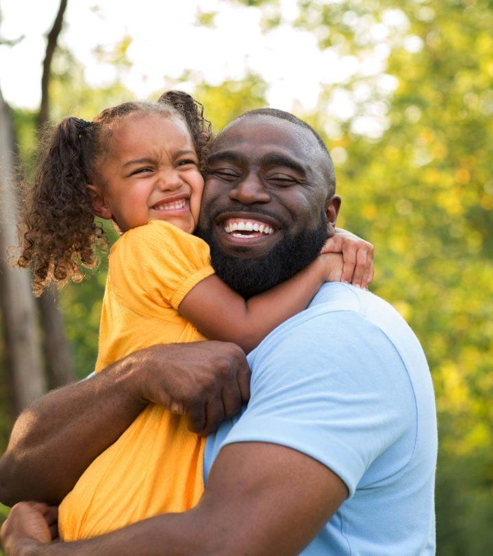 15 Benefits Of Hugging Kids