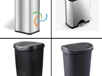 15 Best 13 Gallon Trash Cans Of 2021