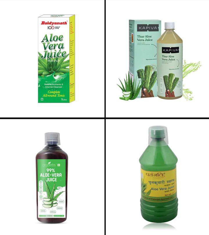 15 Best Aloe Vera Juices In India In 2021