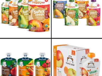 15 Best Baby Food Pouches In 2021