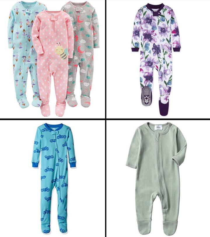 15 Best Baby Pajamas in 2021