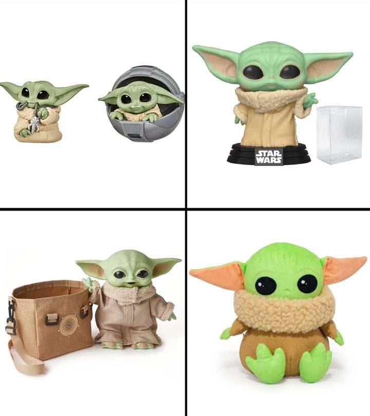 15 Best Baby Yoda Toys To Buy Online In 2021