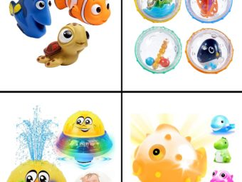 15 Best Bathtub Toys For Babies In 2021
