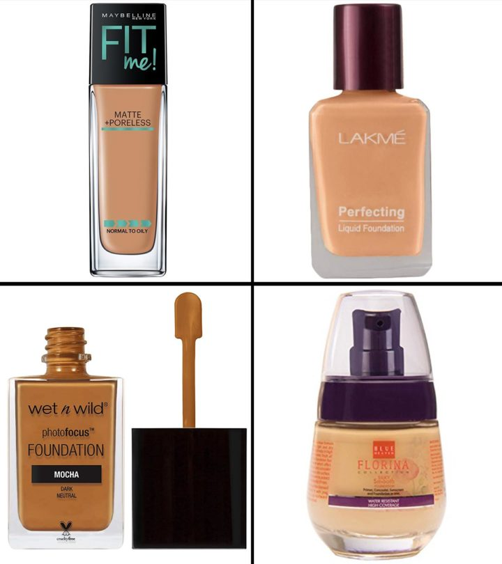 15 Best Foundations For Indian Skin In 2021