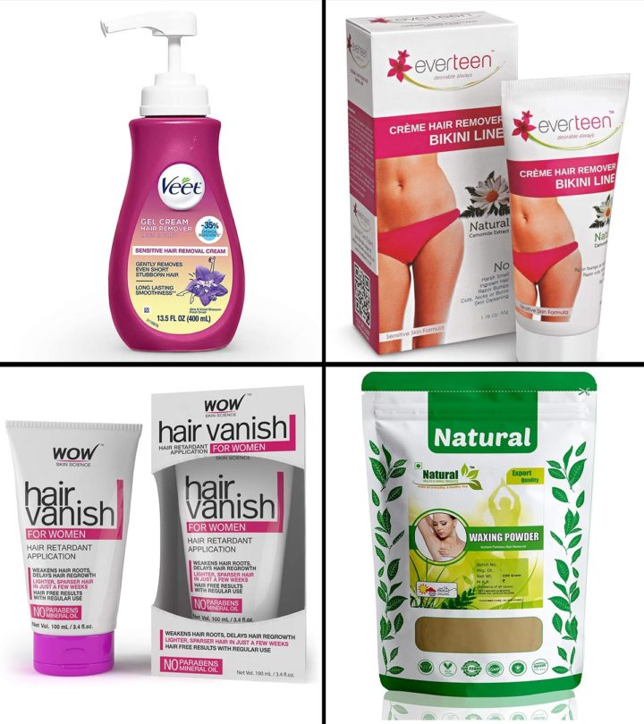 15 Best Hair Removal Creams For Women In India In 2021
