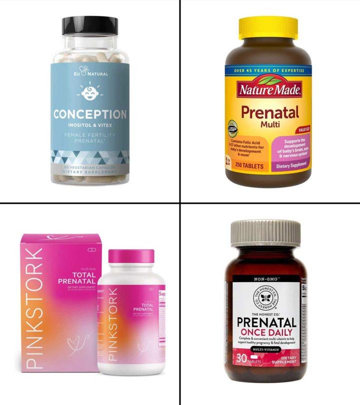 15 Best Prenatal Vitamins in 2021-1