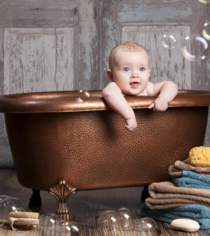 15 Head-To-Toe Hygiene Tips For Your Baby