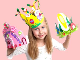 16 Simple DIY Ideas To Make Crazy Hats For Kids